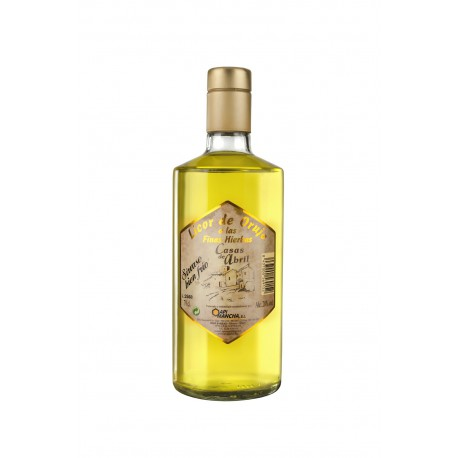 LICOR ORUJO HIERBAS BOT. 70 CL. 28% VOL.