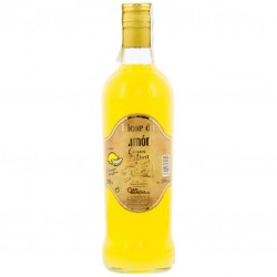 LICOR ORUJO LIMON BOT. 70 CL. 25% VOL.