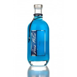 Botella gin deep blue 5 cl